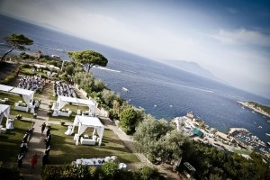 villa with sea view Sorrento