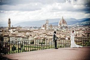 wedding in Florence - cities of  art