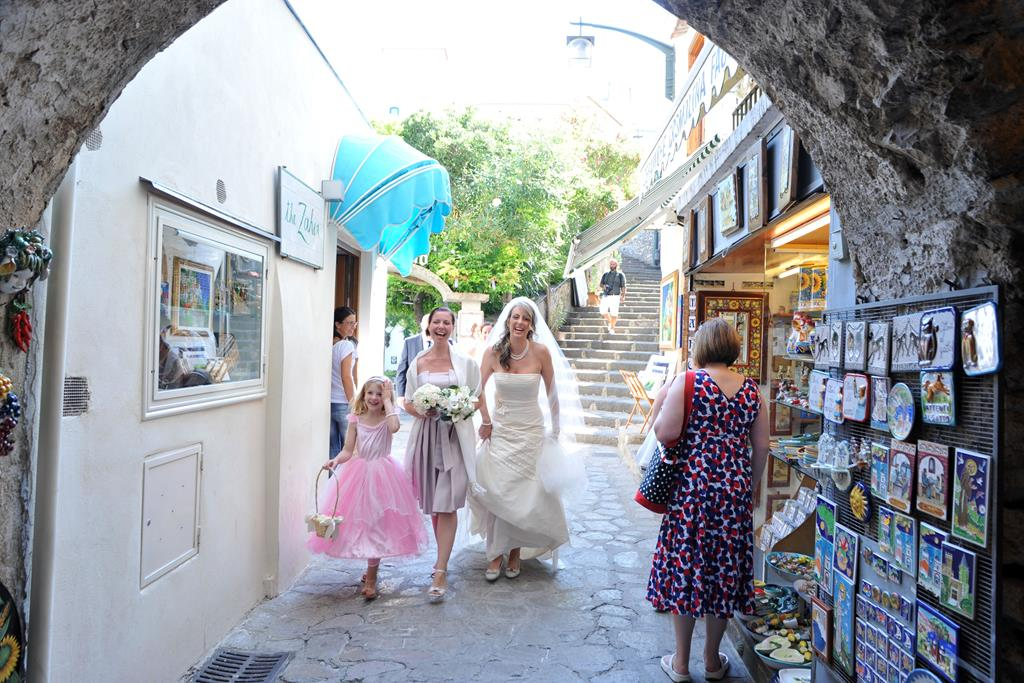Get married in Ravello