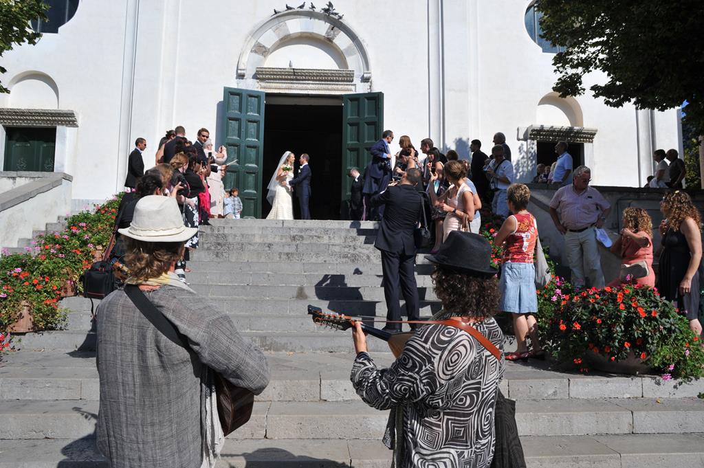 Duomo Ravello wedding
