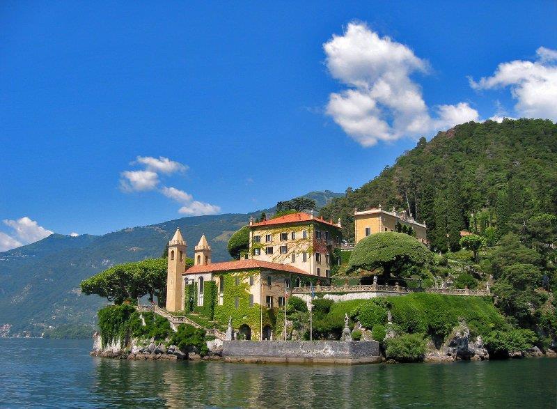 Lake Como 01: amazing Villa del Balbianello