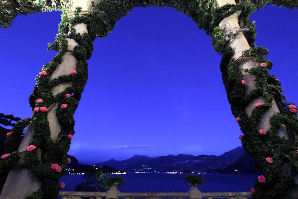 Villa del Balbianello by night