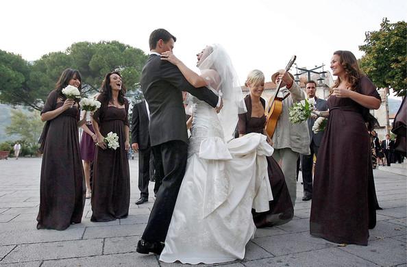 Beverly Mitchell wedding