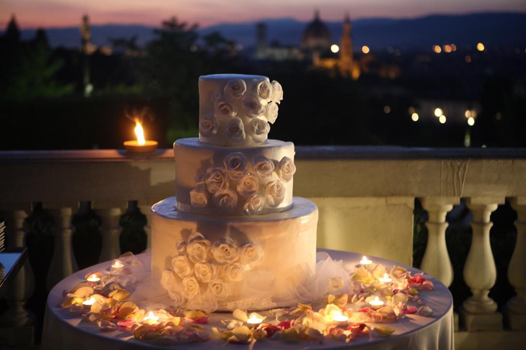 No Wedding Cake? No Party!
