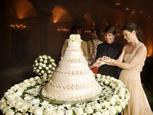 Tom Cruise wedding